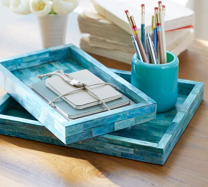 Turquoise Desk Accessories  Everything Turquoise