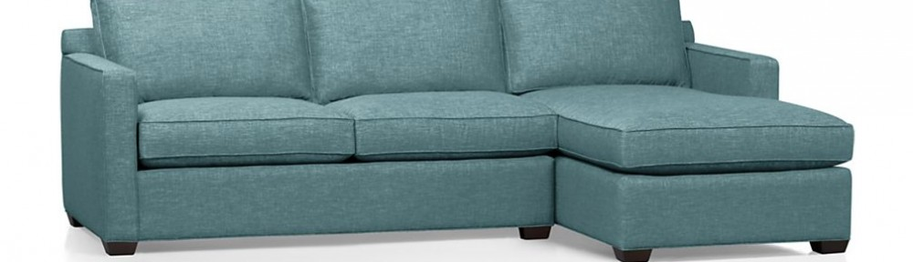 affordable comfortable sectional sofas chesterfield leather sofa amazon davis 2-piece in teal | everything turquoise
