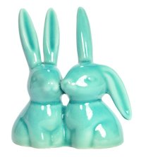 Bunny Rabbit Ring Holder   Everything Turquoise