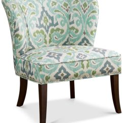 Turquoise Accent Chairs Hammock Chair C Stand Blue Green Janie Armless Everything