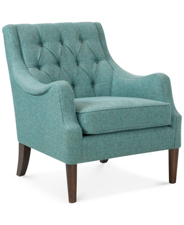 tufted accent chairs home design ideas