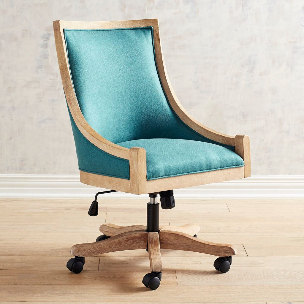 Turquoise Desk Chair Furniture Everything Turquoise