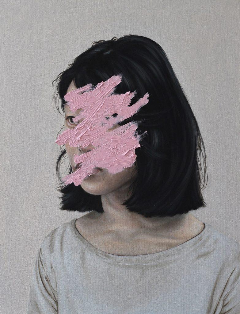 Sad Girl Hidden Face Wallpaper Henrietta Harris Portraits Everythingwithatwist
