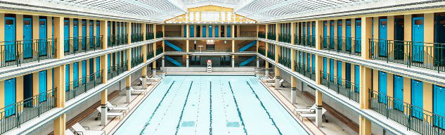 La Piscine, Paris Swimming Pools by Ludwig Favre
