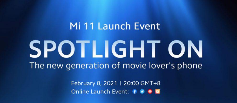 Mi 11 global launch invite 1