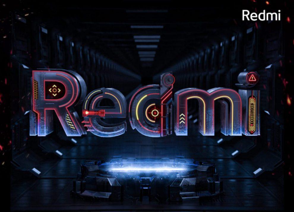 Redmi gaming phone teaser