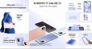 Xiaomi 11 Lite NE 5G 1