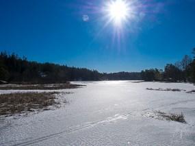 Stockholm Nacka Nature Reserve Mar 2017-19