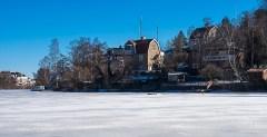 Stockholm Nacka Nature Reserve Mar 2017-24