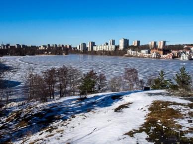 Stockholm Nacka Nature Reserve Mar 2017-29