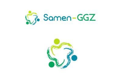Logo ontwikkeling voor Samen-GGZ