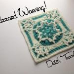 Blizzard Warning! Square Pattern in Dutch