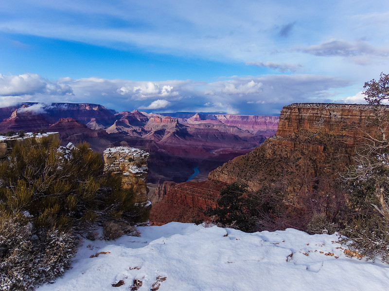 Grand Canyon's East Rim