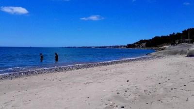 Strand von Cruz Quebrada
