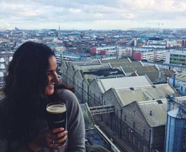 Vanessa Rappa in Dublin