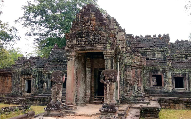 Eingangstor zu Preah Khan