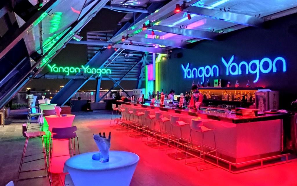 Yangon Yangon Rooftop Bar