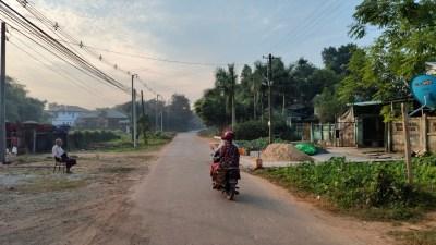Street Life in Bago