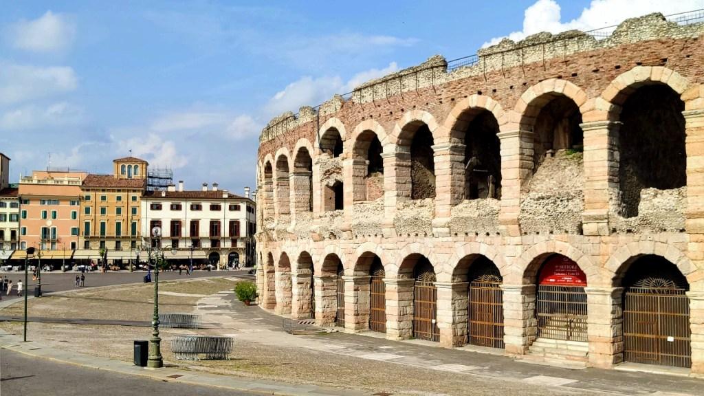 Gardasee Ausflüge - Arena di Verona