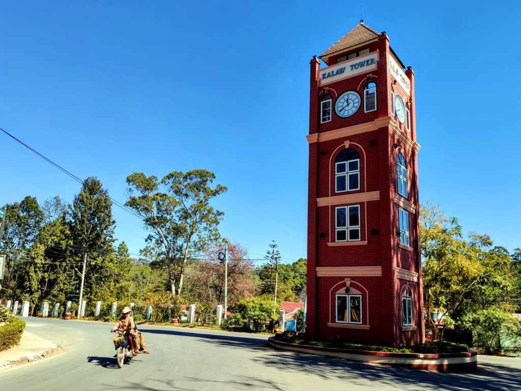 The Kalaw Clock Tower