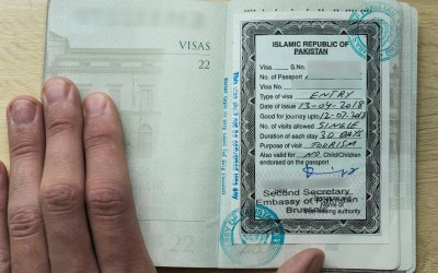 How to apply for a Pakistani visa in Brussels