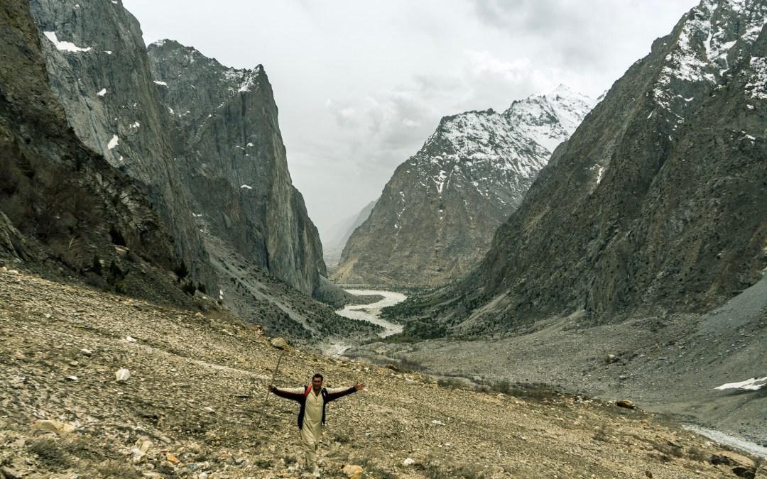 Hushe Valley, land of giants