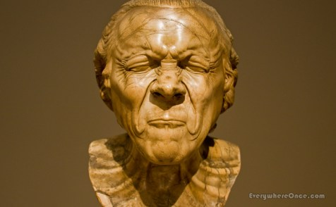 The Vexed Man, Franz Messerschmidt,