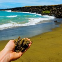 Limited Edition, Green Sand Beach