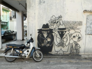 George Town Penang Street Art 1