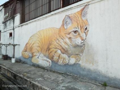 George Town Penang Street Art 9