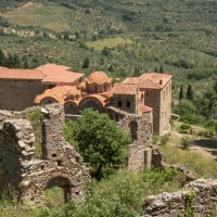 Greece Road Trip, Part 4: Mystras and Nafplio