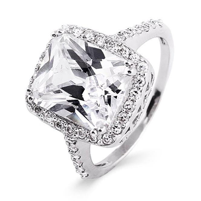 fake diamond rings engagement wedding - Fake Wedding Rings That Look Real