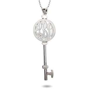 monogram-key-pendant