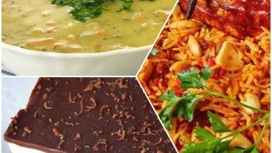 "Photo of 2 أشهى أطباق رمضان. … (كبسة""الدجاج""..و..شوربة الشوفان-حلى بارد)"