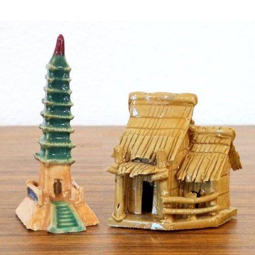 Medium Building Figurines