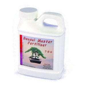 Bonsai Master Fertilizer