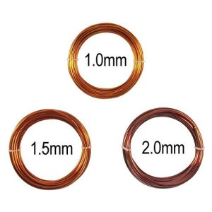 Bonsai Training Wire | Set of 3 Sizes