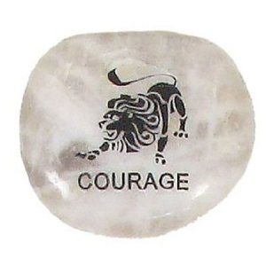 COURAGE Animal Dream Stone