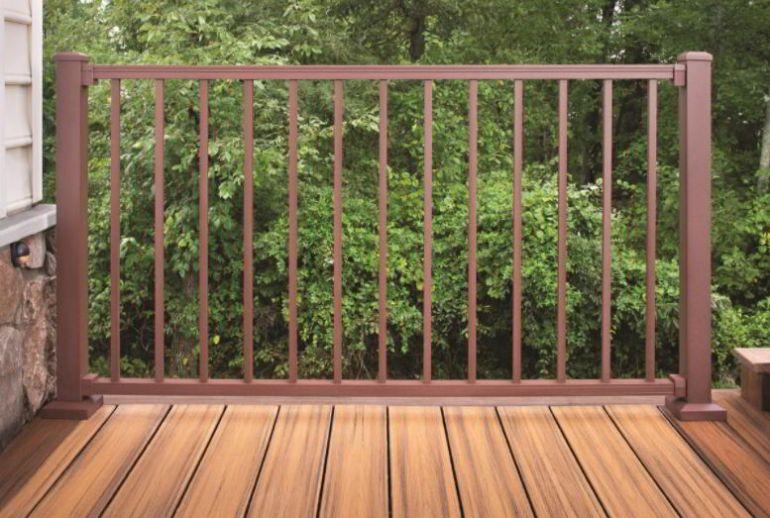 Iron Handrail Design Ideas