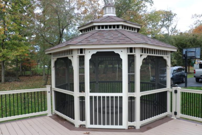 Pavilion deck ideas