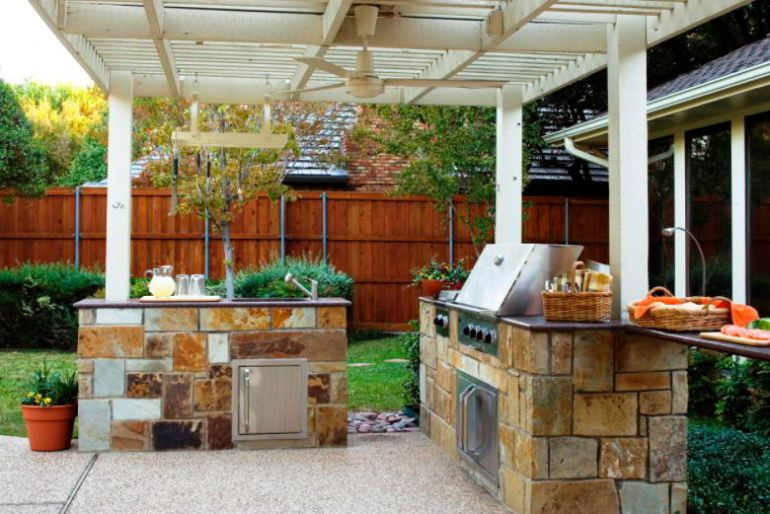 best grill patio