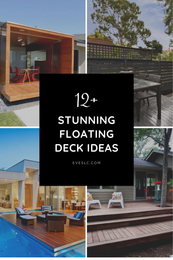 Best floating deck ideas