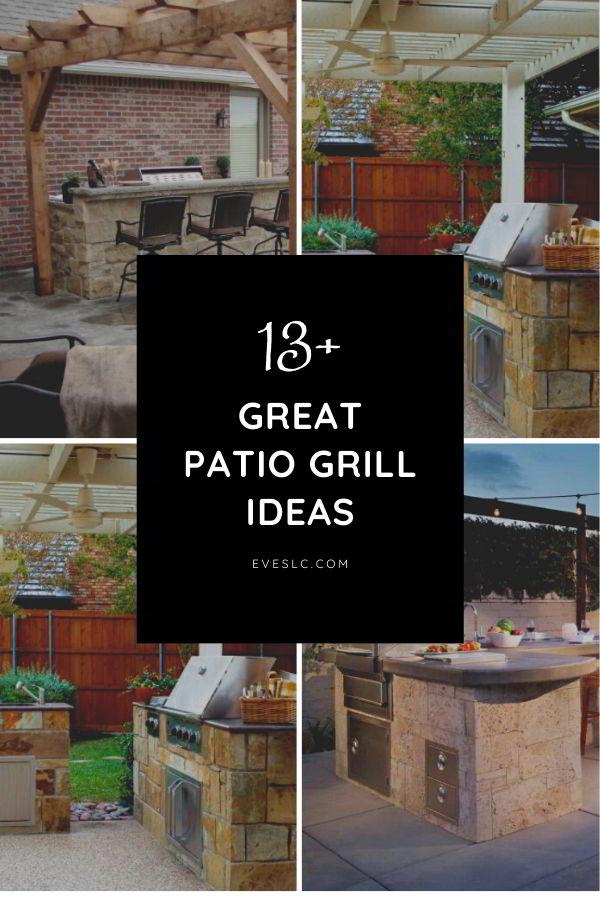 Best patio grill ideas