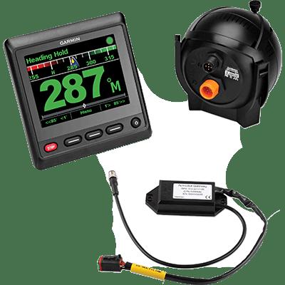 Garmin GHP 20 Autopilot w/GHC 20 – Yamaha