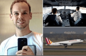 Germanwings Flight 9525 Co-Pilot Andreas Lubitz