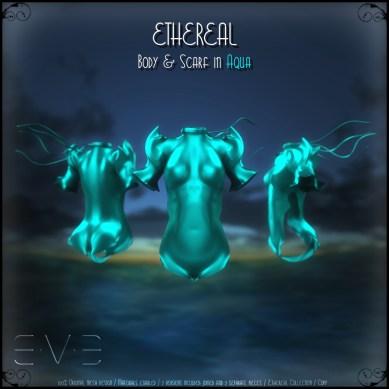E.V.E (V) Ethereal Body Aqua