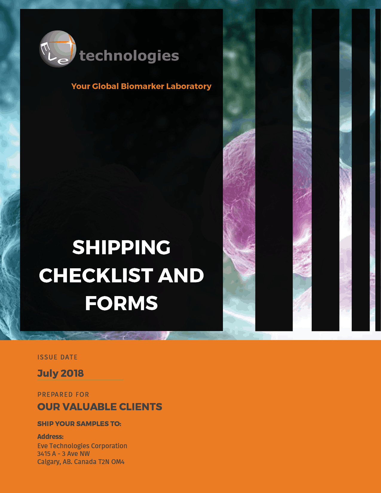 Shipping Checklist and Forms