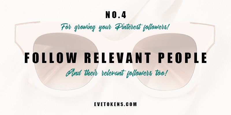 How to get followers on Pinterest - increase your Pinterest followers with these five steps!