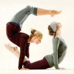 Yoga: The Circle Game