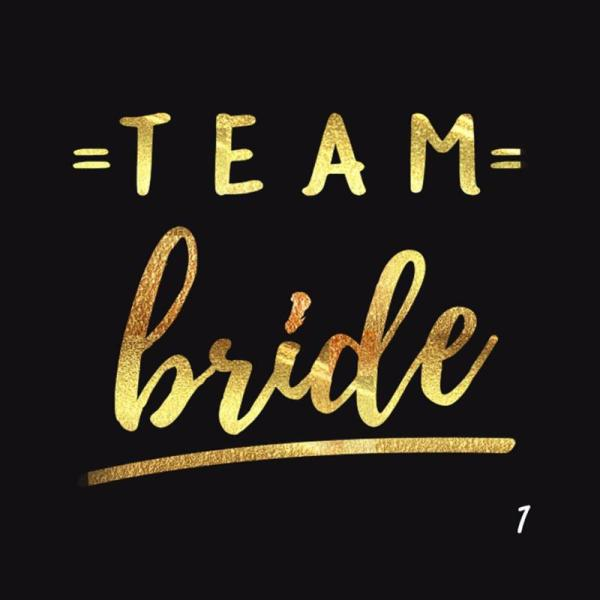 Tatoo Team Bride evjf